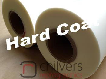 Hardcoat / Anti-scratch Digital Laminating Film
