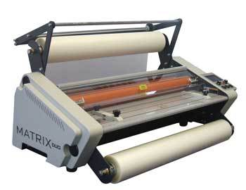 Matrix Duo 460 Roll Laminator