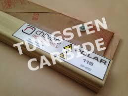 Polar 115 TUNGSTEN CARBIDE Guillotine Blade