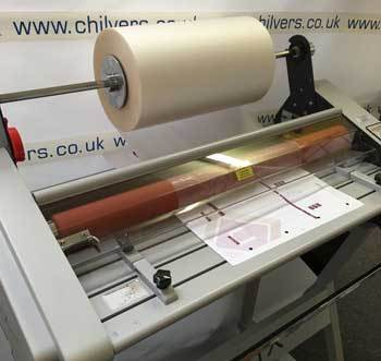 MATRIX DUO 650 LAMINATOR - Showroom Model