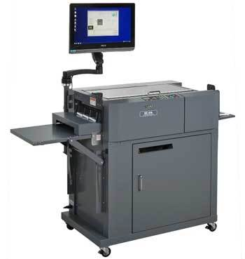 Business card cutters chilvers reprographics duplo dc 616 pro slittercuttercreaserperforator reheart Images