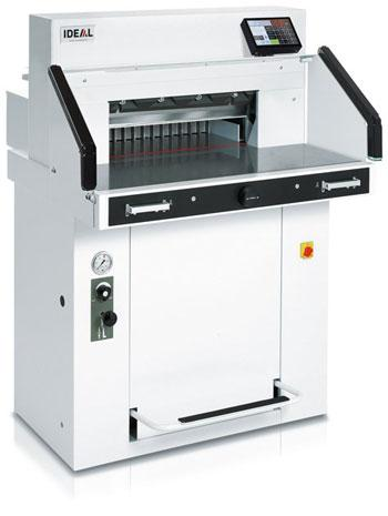 Ideal-EBA 5560 (Hydraulic) Guillotine