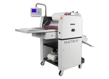 Matrix MX 530P Pneumatic Single Sided Laminator/Foiling