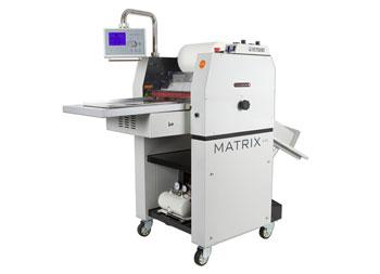 Matrix MX 370P Pneumatic Single Sided Laminator/Foiling
