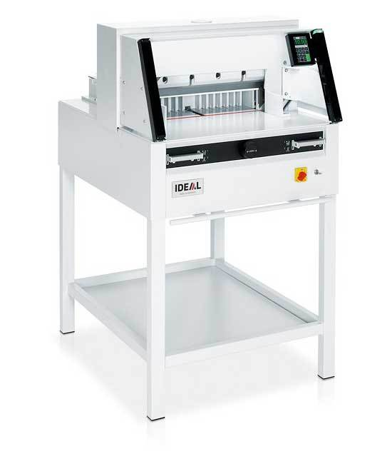 Ideal-EBA 5260 Electric Guillotine