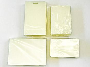 Cold Seal/Self Seal Credit Size (54x86mm) Laminating Pouches