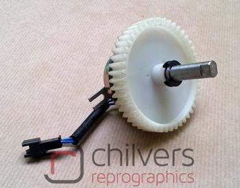 Duplo DC 6/8/10 Collator Clutch Unit