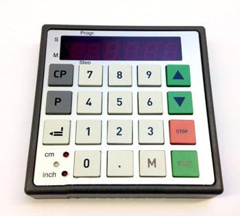 Ideal Guillotine Keypad