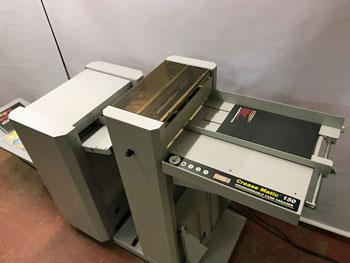 Used / Pre-owned Kas CreaseMatic 150 & Creasefolder