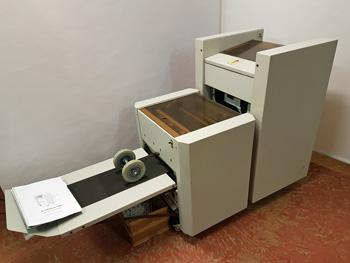 Used / Pre-owned Kas-Fold 3000 Booklet Maker + Trimmer