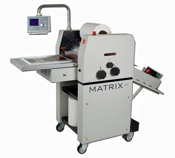 Matrix MX 370 Single Sided Laminator