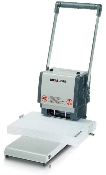 Ideal 8570 Hole Punch