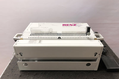 Used / Pre-owned Renz DTP-340M with Calendar Die