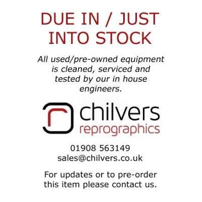 Used pre owned business card cutters chilvers reprographics used pre owned morgana card xtra card cutter reheart Images