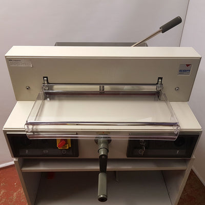 Used / Pre-owned EBA 430 E Guillotine