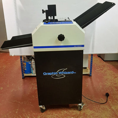 Used / Pre-owned Graphic Whizard GW 6000 Numbering Machine