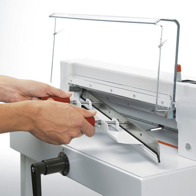 Ideal-EBA 4305 Manual Guillotine