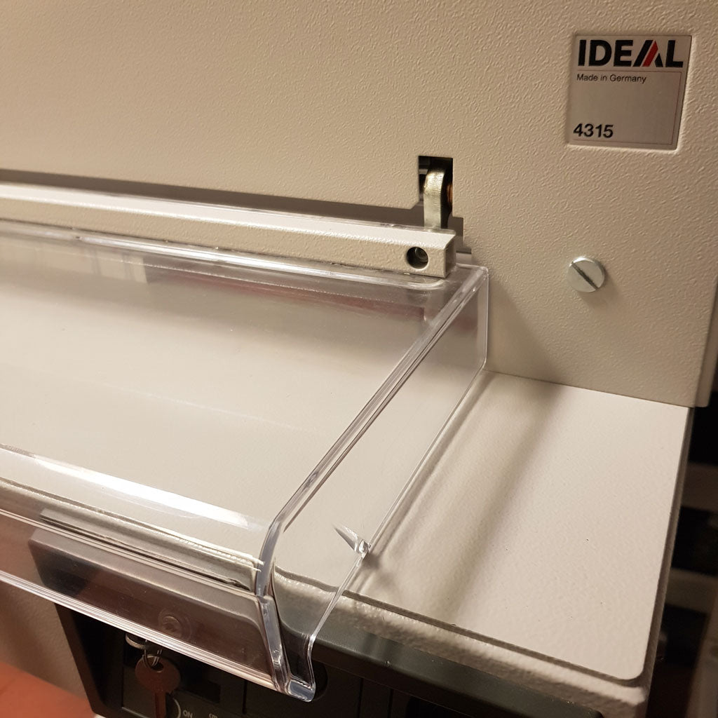 Ideal 4315 / 4350 Guillotine Front Guard