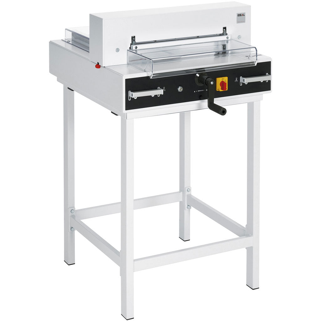 Ideal-EBA 4350 Electric Guillotine