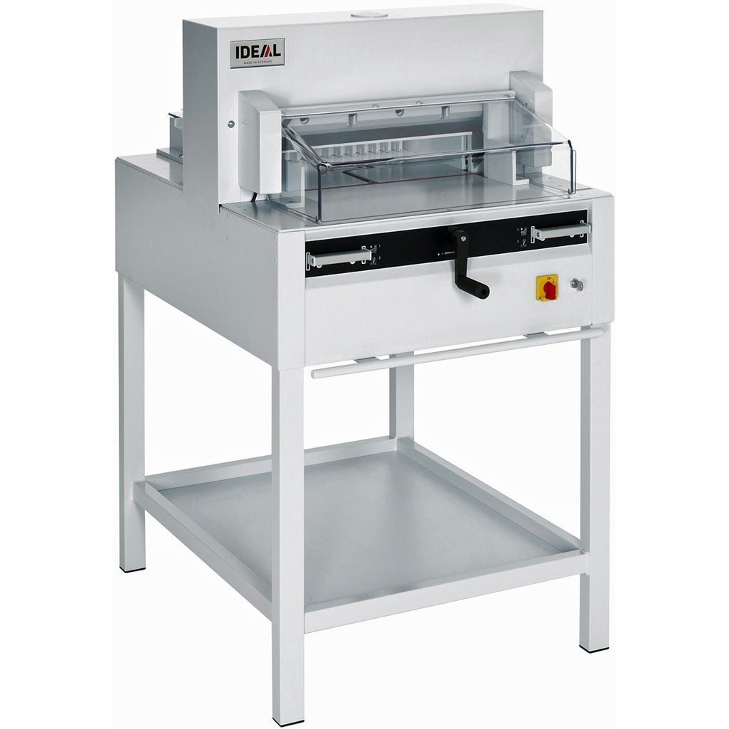 Ideal-EBA 4850 Electric Guillotine