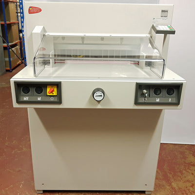 Used / Pre-owned Ideal 5221-95 EP Guillotine