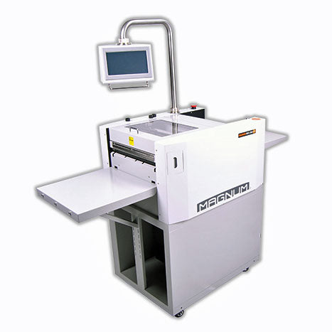 Magnum MCC-35A Creaser / Perforator / Cutter (With Air Feed)