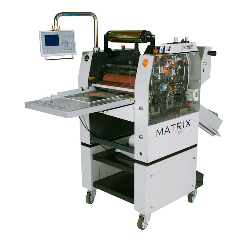 Matrix MX-370MP (Metallic Foiler)