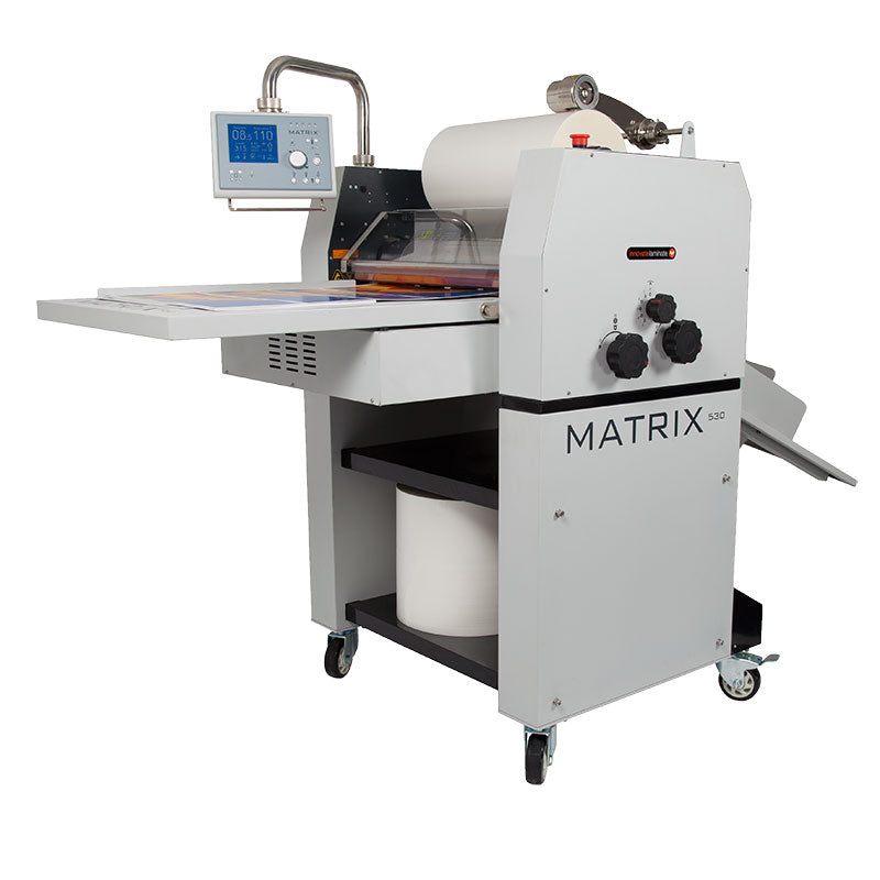 Matrix MX 530 Single Sided Laminator