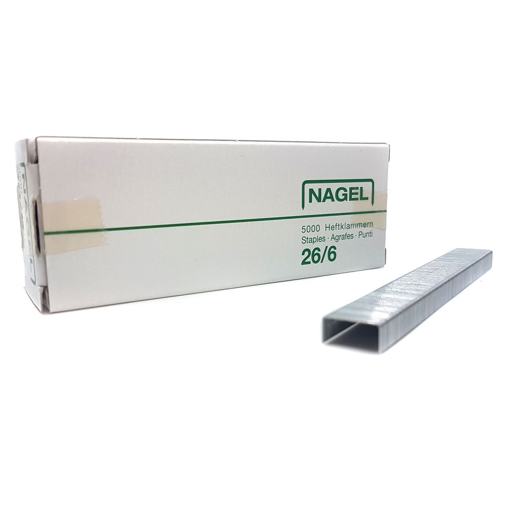 Duplo/Nagel 26/6 Staples