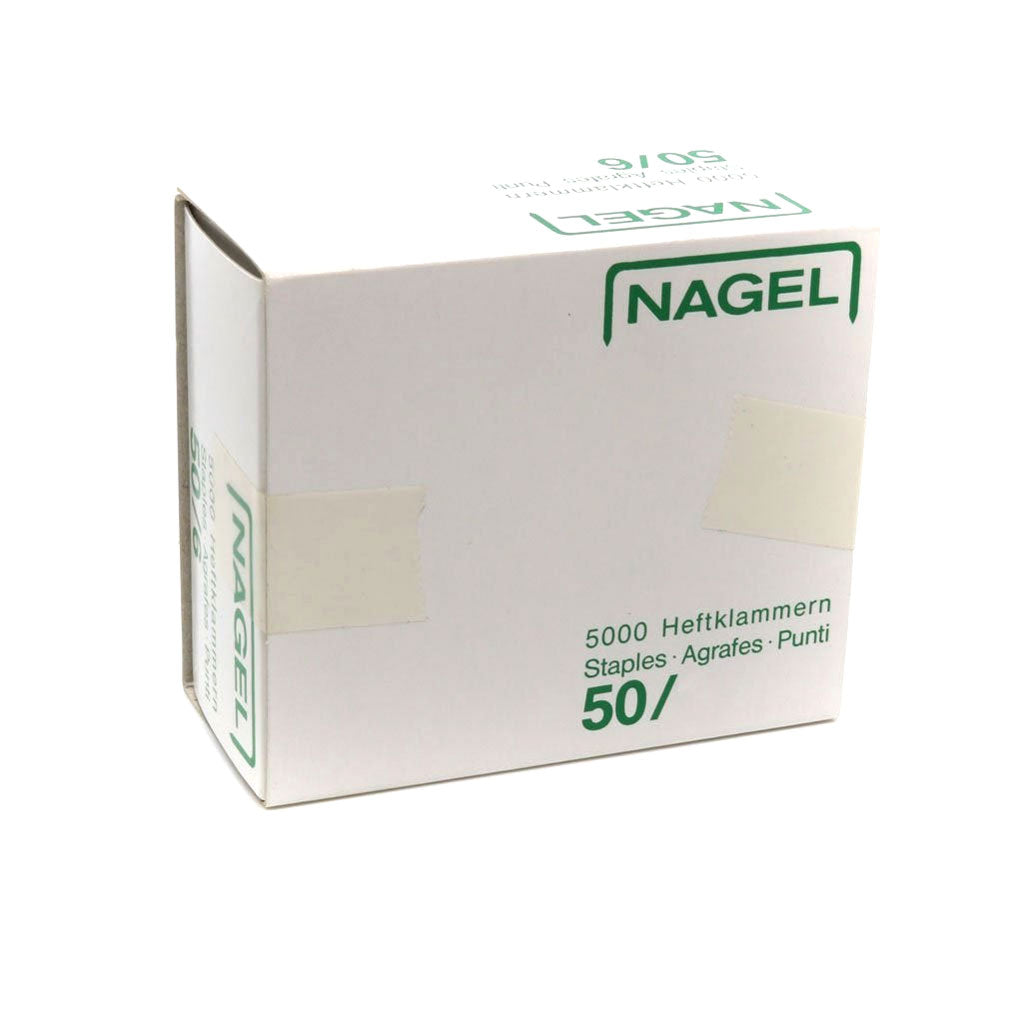 Nagel 50/ Staples