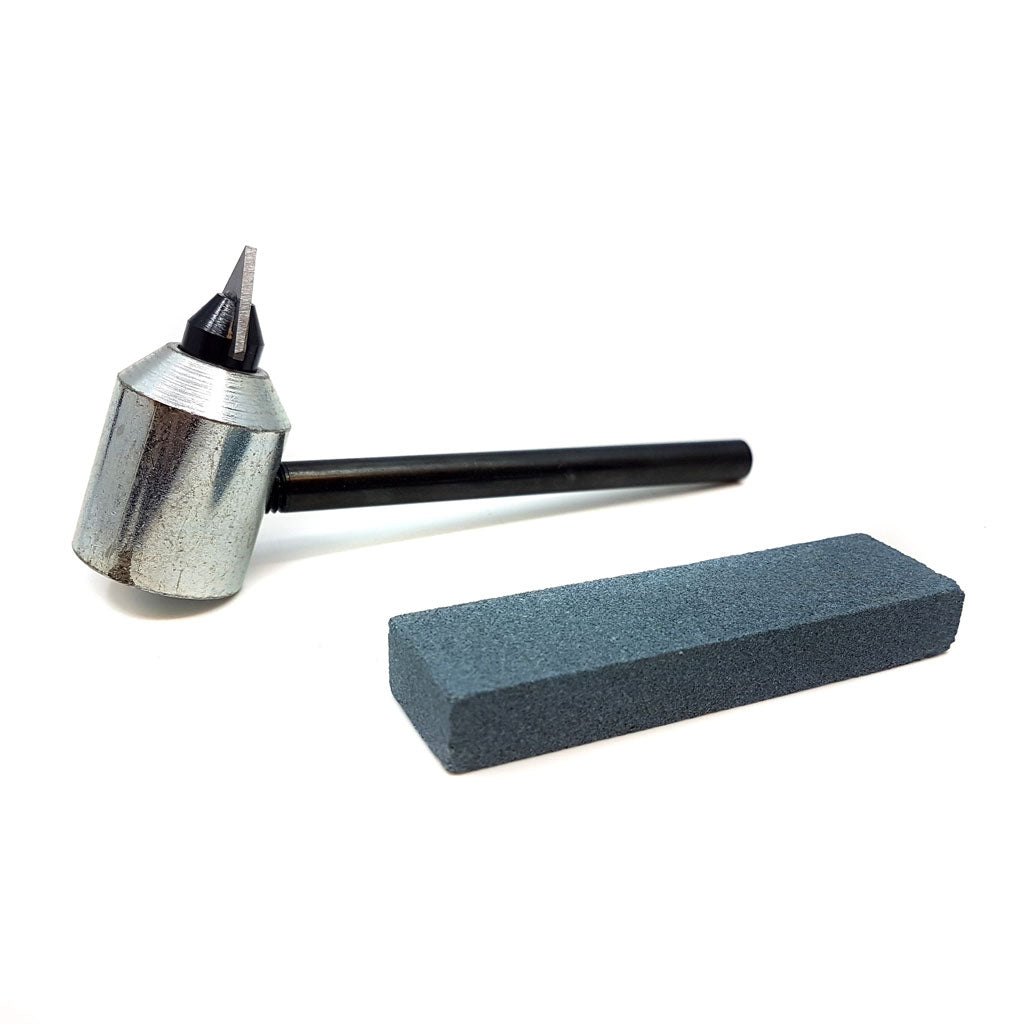 Paper Drill Sharpening Kit (Up To 15mm)