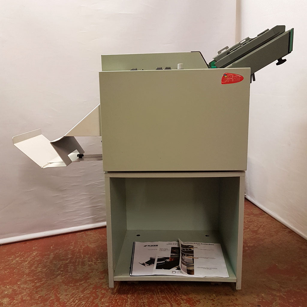 Used / Pre-owned Plockmatic 61 Booklet Maker