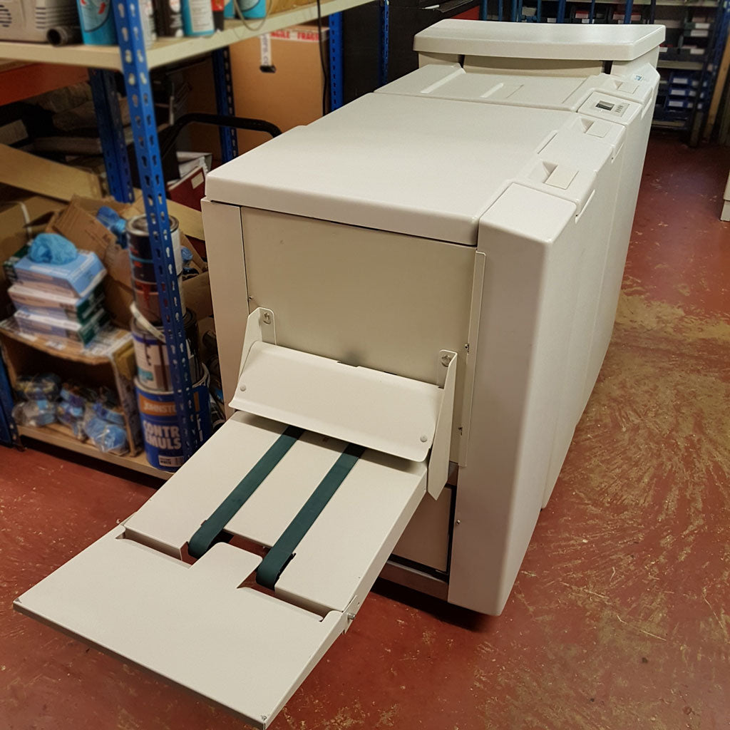 Used / Pre-owned Plockmatic BK5010 Booklet Maker, Trimmer & Squareback