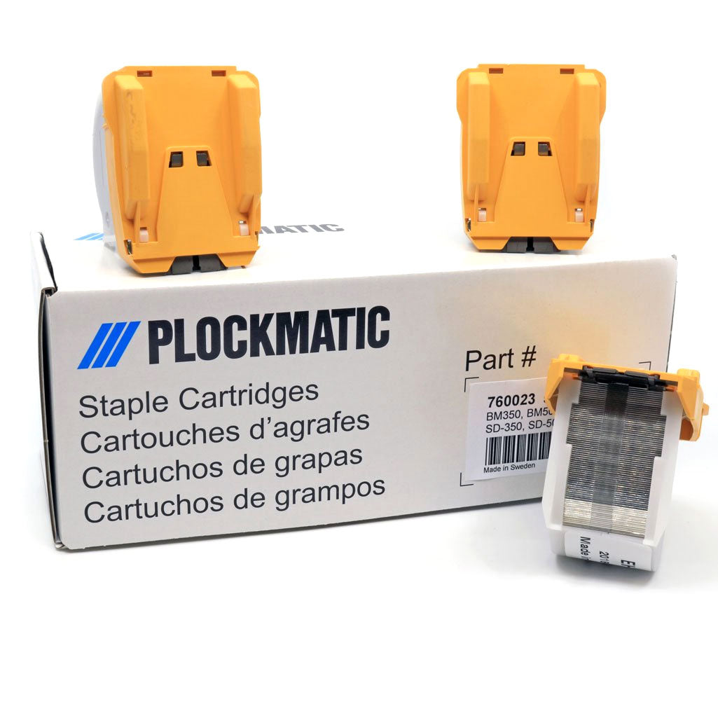 Plockmatic BM350 / BM500 Staples