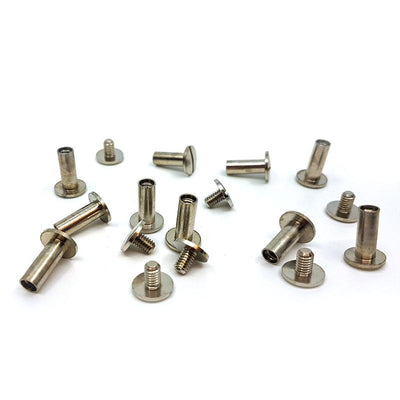 Premium Binding Screws Brass or Nickel
