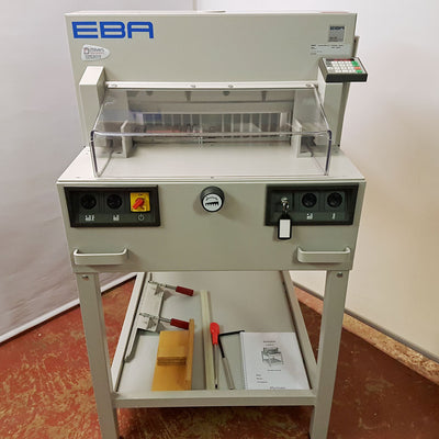Used / Pre-owned EBA 485 EP Guillotine