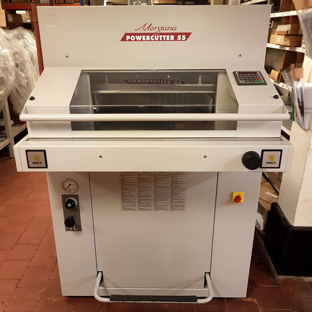 Used / Pre-owned EBA 550 Guillotine