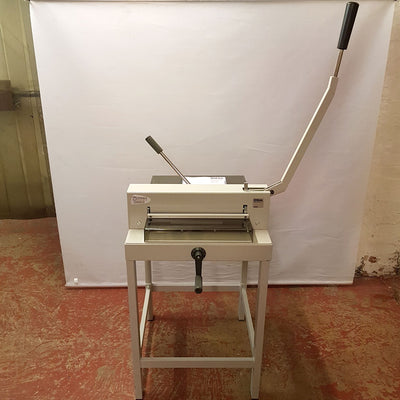Used / Pre-owned Ideal 3905 Guillotine
