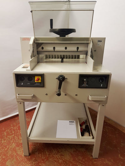 Used / Pre-owned Ideal 4810 Guillotine