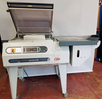 USED / PRE-OWNED SC55 SHRINKWRAPPER