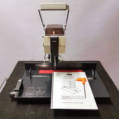 Used / Pre-owned Uchida VS25 Paper Drill