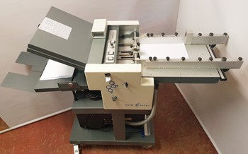 Used / Pre-owned Eurofold Foldmaster 235 Suction Folder