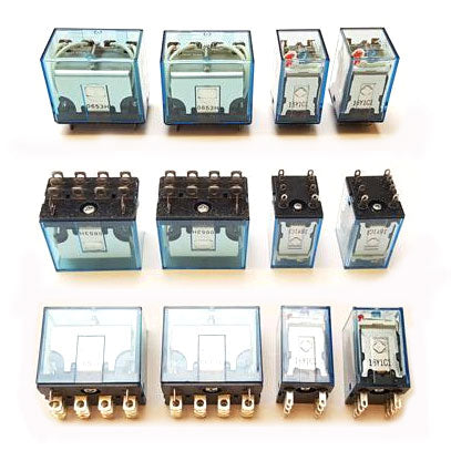 Warrior Electric Round Corner Relays