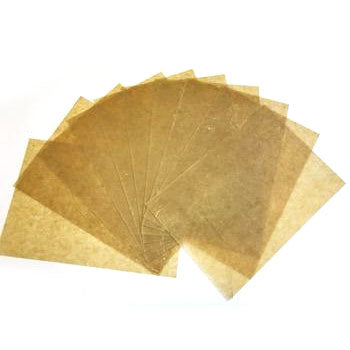 Wax Paper A4 Size (10 Sheets)