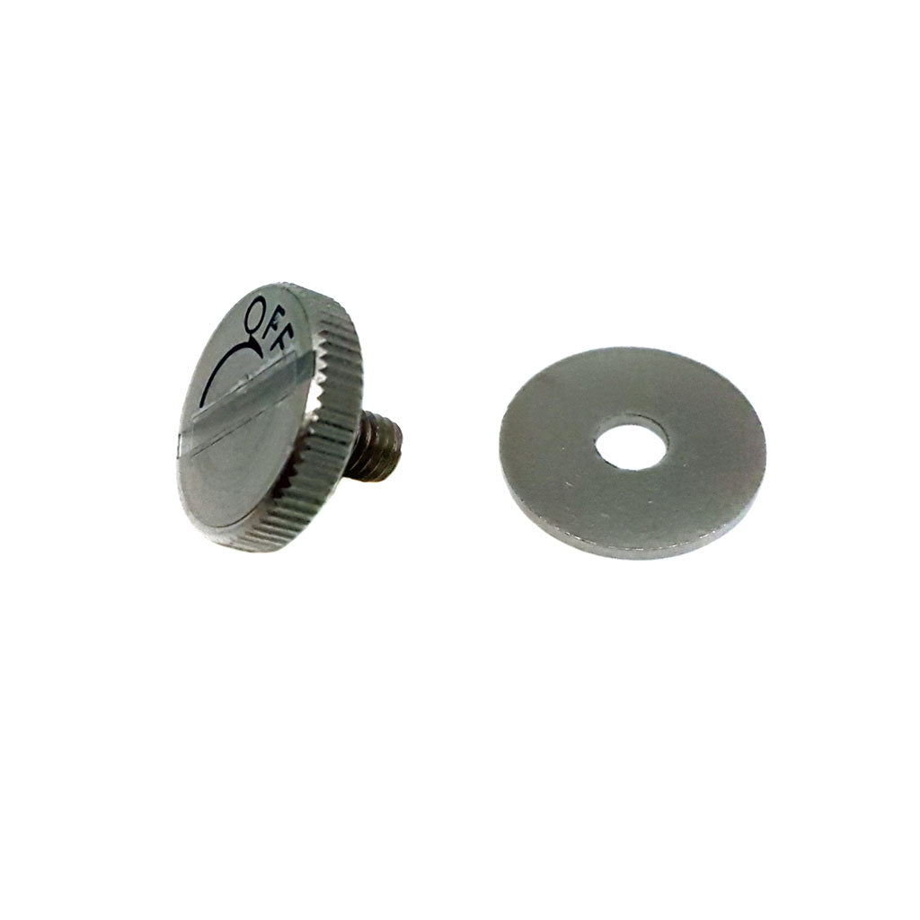 WireMac 'handle screw' + washer