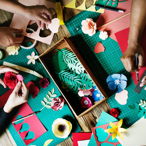 Crafting and Make & Do