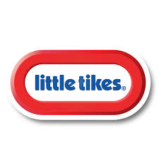Logo of Little Tikes that represents the collection of toys available at Toymaster Toys4You in Galway, Ireland