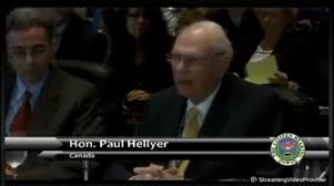 Paul Hellyer Minister of Defense of Canada Reveals UFO Knowledge (highlights)