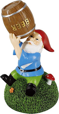Barrel of Beer Gnome
