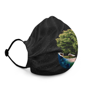 Regrow the Earth Premium face mask (10 Trees Planted